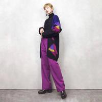 Fashion international long knit cardigan-867-2