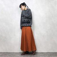 HASELA PARIS grey knit-681-11