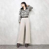 IXI DISCRETA zebra shirt-532-9