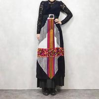 VIVATY mosaic tile dress-811-1
