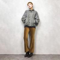 BILL BRAVO wool balloon sleeve jacket-803-1