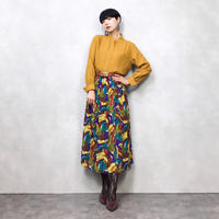 Addenda mustard shirt-644-10