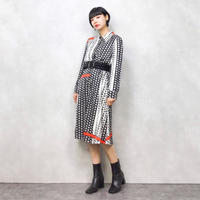 Mau Pcacoch rétro dress