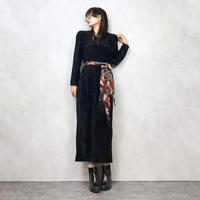 Bungmoyer dress&scarf set-600-10