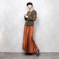 TOKYO look aye brown shirt-624-10