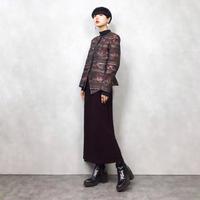 Autumn wave rétro jacket-636-10