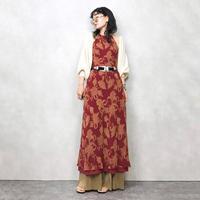 DWPECHE NO china dress-295