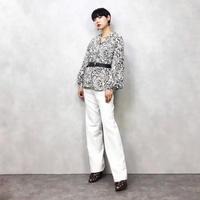 MAYERLINE monotone shirt-577-9