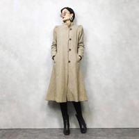 CUBALAN wool 100% coat-764-12