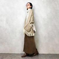 LAPUAN LANKURIT pocket scarf-792-12