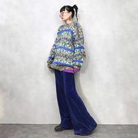 BEY WEAR oversize wool knit-662-10
