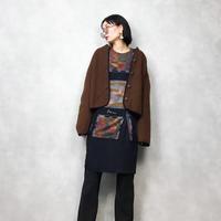 P+MDISTRIBUTORS wool jacket-791-12