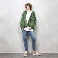 Liher jacket olive green
