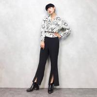 Dalmatian rétro shirt-504-8