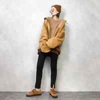 carhartt oversize hood jacket-794-12
