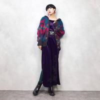 Grand West wool knit cardigan-760-12
