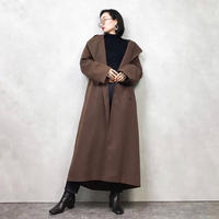 LONDON FOG brown trench coat-778-12