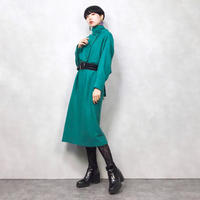 Marimura 2way green dress-759-12