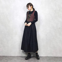 SPORTALM jacquard jumper skirt