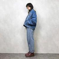 Timberland big size denim jacket 612-10