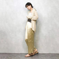 Wayri linen long shirt-315
