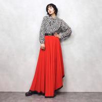 Bana Taul triangle monotone shirt-507-8