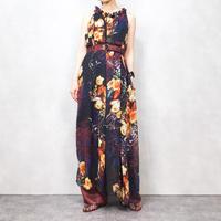 SHNN GUO GUO flower dress