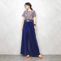 TOKYO flower rétro shirt-434-7