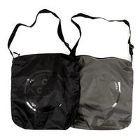 BAG / CCC SQUARE ZIP SHOULDER