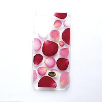 押し花ケース iPhone12/12pro  ROSE