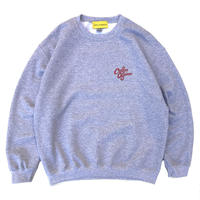 Color at Against Originals / C & C Crew Neck Sweat / Grey