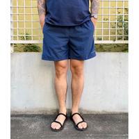 "Columbia / ""PFG"" Nylon Shorts / Navy / Used(M)"