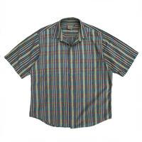 Calvin Klein Sport /  Multi Checked Shirt / Multi / Used