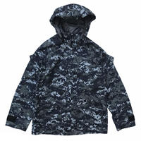 Made in USA / '13s US Military / Gen2 NWU Gore-Tex Parka / Digital Camo / Used