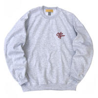 Color at Against Originals / C & C Crew Neck Sweat / Ash