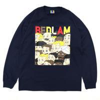 Bedlam / Bedlam×Gimmicks City Play L/S Tee