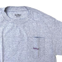 Bedlam / Ashram Logo Pocket Tee