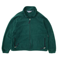 Made in USA / EMS / Full Zip Polartec Fleece Jacket / Forest / Used