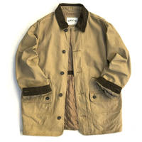 Dead Stock / 00s ORVIS / Quilting Lined Barn Jacket / Beige / Used