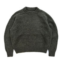 Unknown / Wool Pullover Knit / Olive / Used