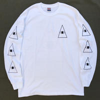 RWCHE / EYES CHERCH L/S / White