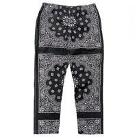 Tokyo Gimmicks / Bandana Chill Pants / Black