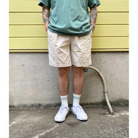 Polo Ralph Lauren /  Cotton 2tuck Shorts  / Beige / Used (I)