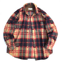 00s ORVIS / Multi Checked Shirt Jacket / Multi Check / Used