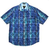 80s Eddie Bauer / Cotton Multi Color Shirt / Multi / Used