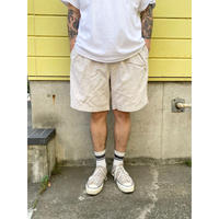 Polo Ralph Lauren /  Cotton 2tuck Shorts  /  Ivory 38  / Used (4)