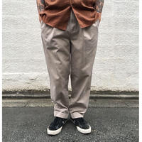 Polo Ralph Lauren / Cotton 2Tuck Slacks  / Beige / Used