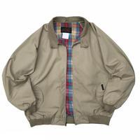 80s Eddie Bauer / Harrington Jacket / Beige / Used