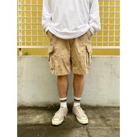 Polo Ralph Lauren / Cotton Cargo Shorts  / Beige / Used(U)