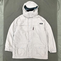 90s L.L.Bean / Thinsulate Down Jacket / Ivory / Used